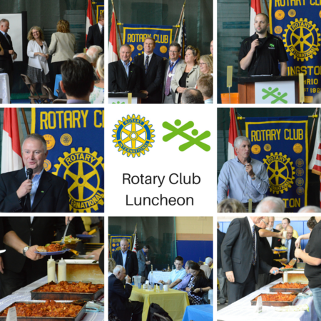 Rotary Club Lunch 2016