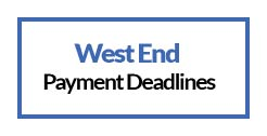 West Payment Deadlines