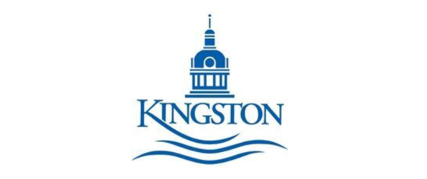 City Of Kingston Logo Header For Bgc Kingston