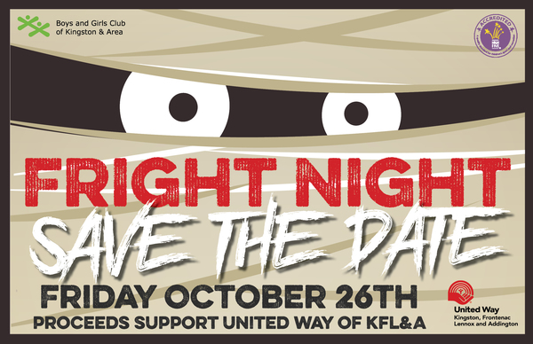Fright Night Save The Date