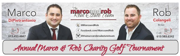 Marco And Rob Charity G Olf Tournament Bgc Kingston