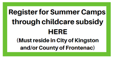 Summer Camp Subsidy Button